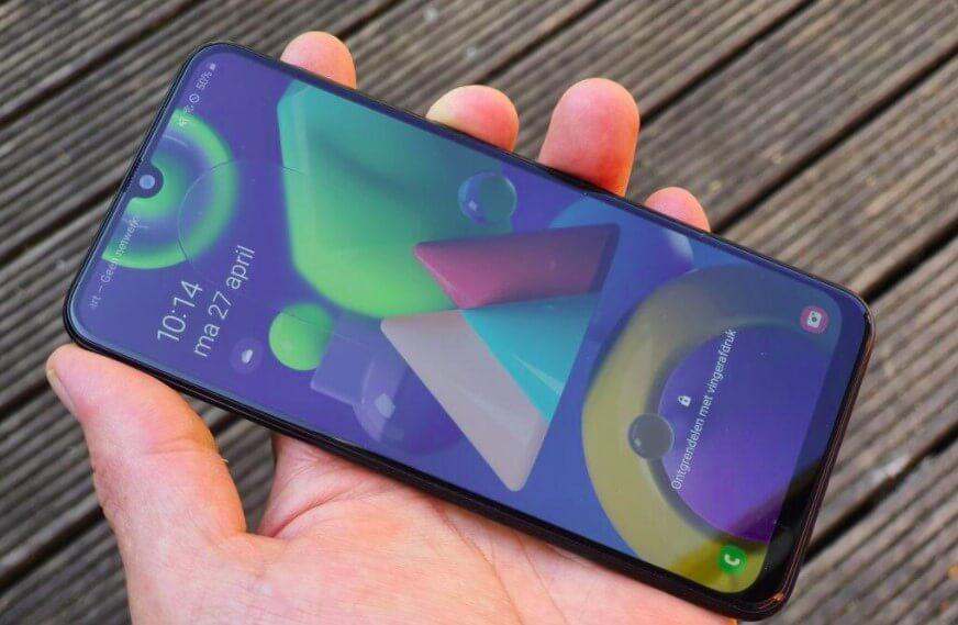 Điện thoại pin trâu Samsung Galaxy M21