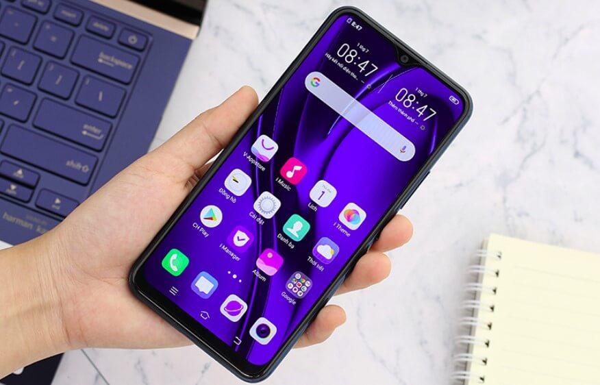 Điện thoại pin khủng Vivo U10