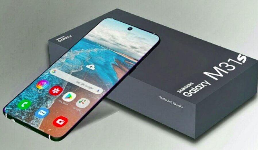 Điện thoại Galaxy M31s