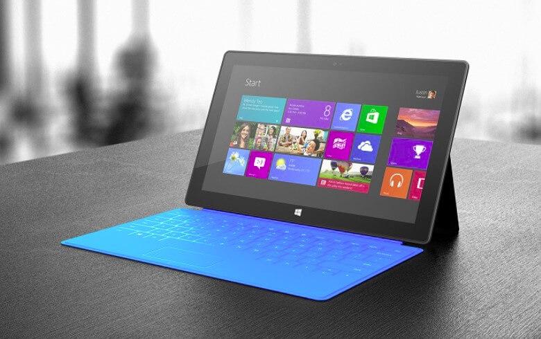 Chiếc máy tính bảng nhỏ gọn tích hợp mọi tính năng cho người dùng dễ dàng và tiện lợi sử dụng