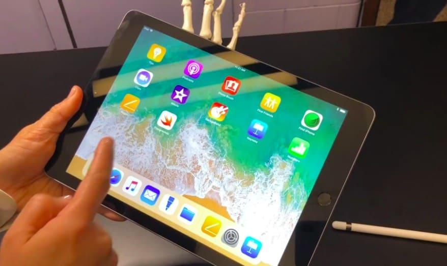 iPad 2018 có gì khác so với phiên bản 2017 trước đó