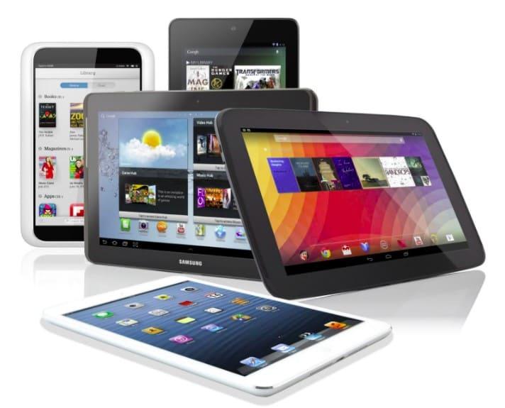 iPad và máy tính bảng nên mua cái nào