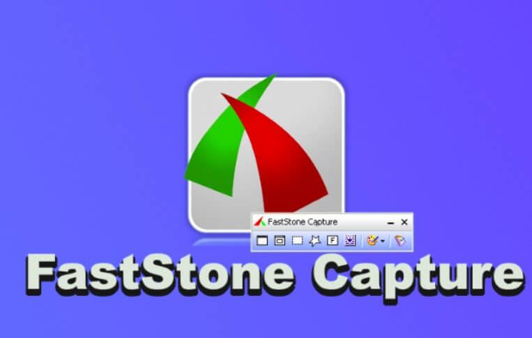 Cách chụp màn hình máy tính bằng FastStone Capture