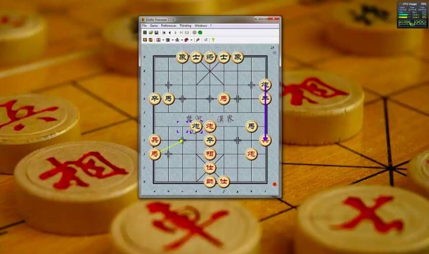 Xie Xie - Chơi game cờ tướng mạnh nhất thế giới