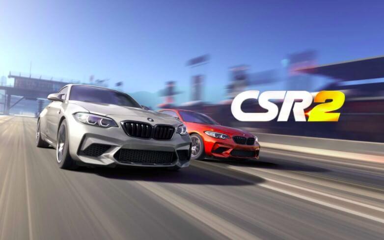 Chơi game CSR Racing 2