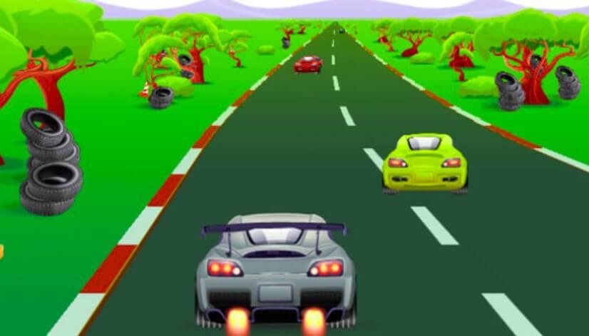 Top game đua xe hay nhất