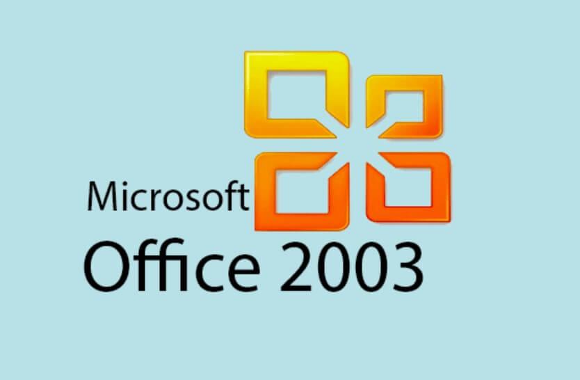 Microsoft office 2003 là gì