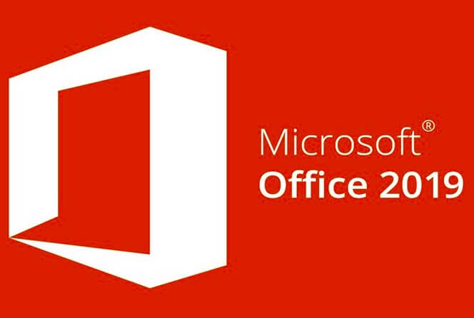 Bộ công cụ Microsoft Office 2019