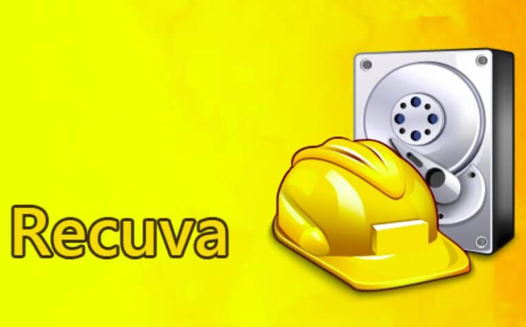 Phần mềm khôi phục dữ liệu Recuva Free