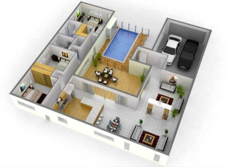 Phần mềm thiết kế nhà 3D miễn phí