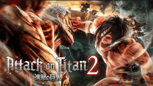Chơi game Game Attack On Titan 2