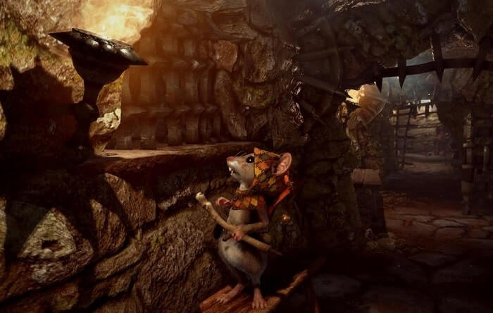 Game Ghost of a Tale