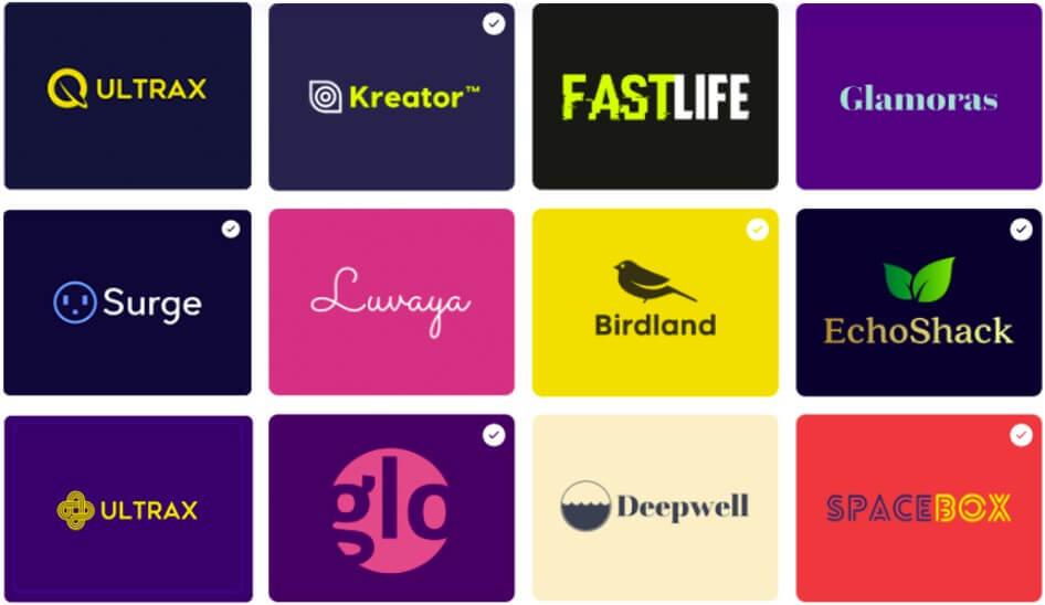 Thiết kế logo bằng phần mềm Logojoy