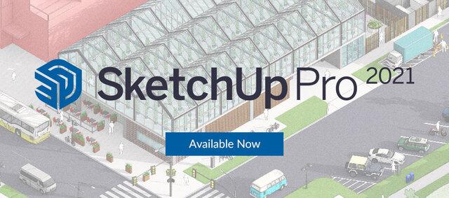 Tải phần mềm Sketchup 2021 Vĩnh viễn