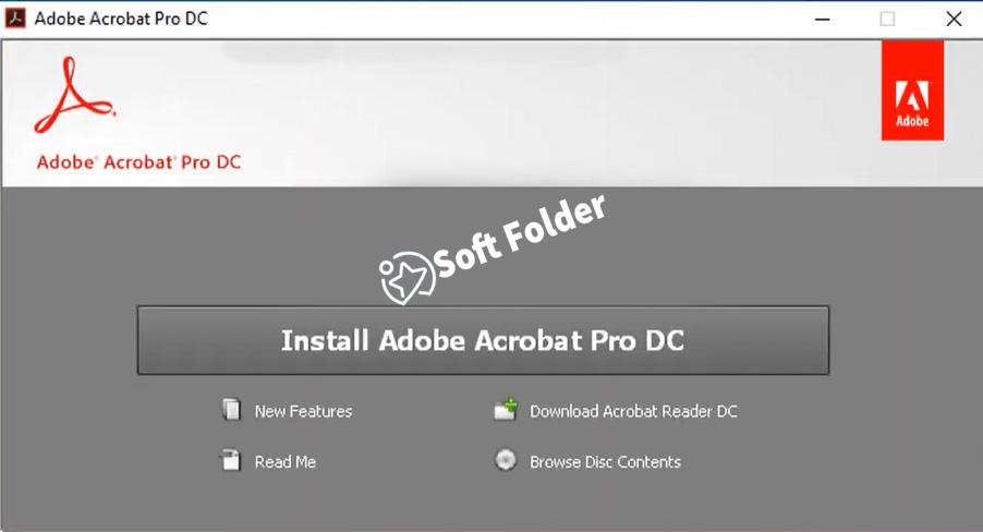 Hướng dẫn cài đặt Adobe Acrobat Pro DC