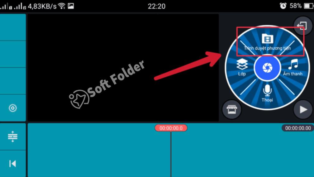 Phần mềm ghép 2 video chạy song song android