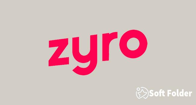 Phần mềm resize ảnh Zyro