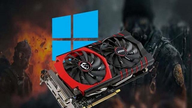 GPU cải tiến tốc độ ở phiên bản mới