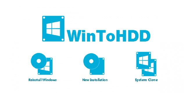 Giới thiệu khái quát nhất về phần mềm WinToHDD 4.4 là gì?