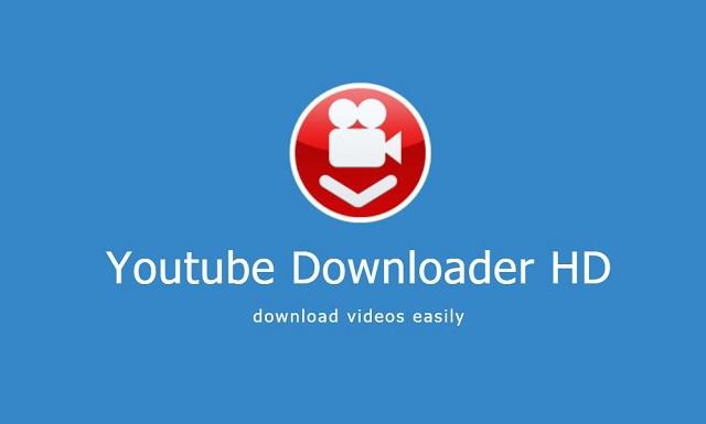 Giới thiệu phần mềm Youtube Downloader HD