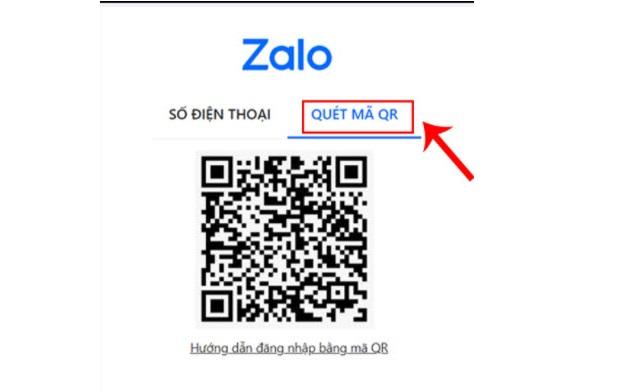 Hướng dẫn đăng nhập Zalo máy tính bằng mã QR