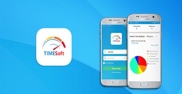 Phần mềm quản lý tiệm làm móng - TimeSoft