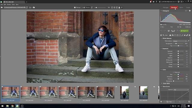 Tính năng của Photo Studio X 19