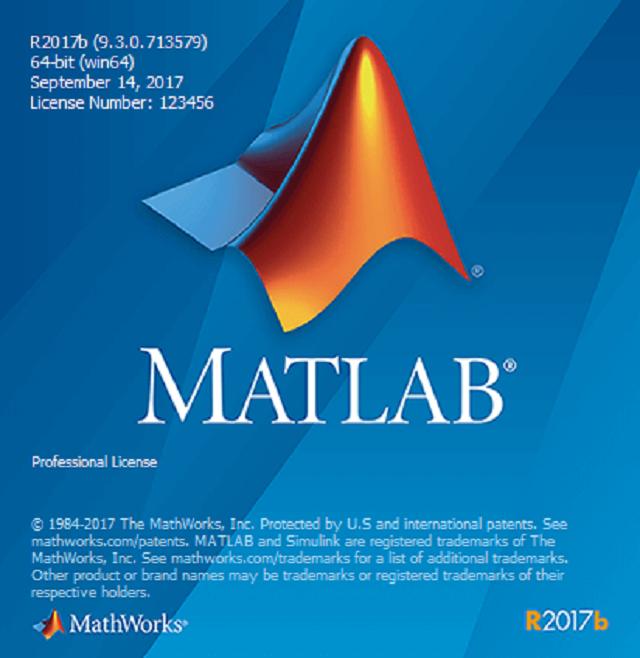 Phần mềm Matlab 2017b