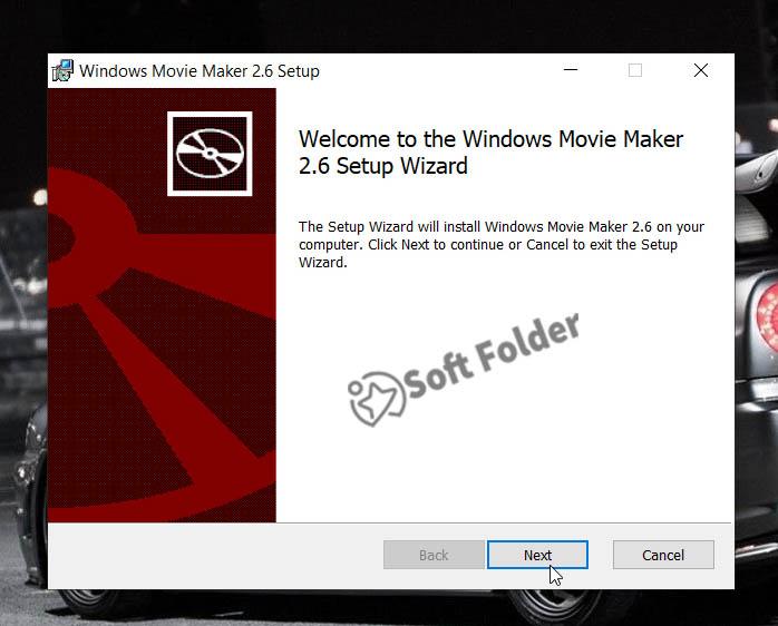 Chạy file.exe và nhấn Next để bắt đầu thực hiện bước cài đặt phần mềm