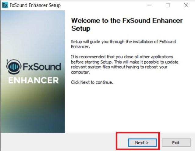 Hướng dẫn tải DFX Audio Enhancer 13