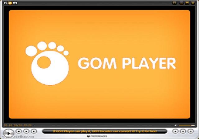 Phần mềm Gom Player được nhiều lựa chọn để sử dụng