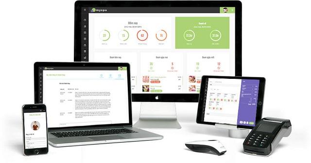 Phần mềm quản lý Online - Relipos