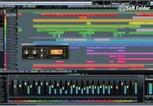 Cubase 5 giúp tạo và trộn âm thanh vô cùng chuyên nghiệp